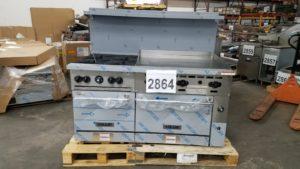 2864 Vulcan 60SS-4B36G Range (2)