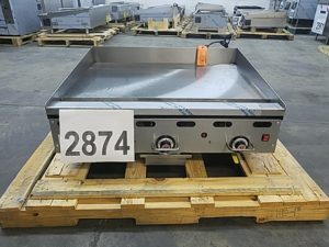 2874 Vulcan 936RX Griddle (2)