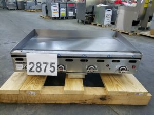 2875 Vulcan 948RX Griddle (2)