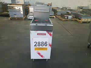 2886 Vulcan LG300 Fryer (2)