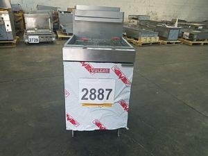 2887 Vulcan LG500 Fryer (2)