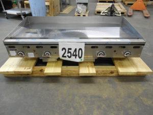 2540 Vulcan MSA60 griddle (6)