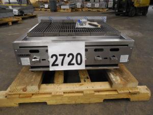 2720 Vulcan VACB36 charbroiler (6)
