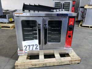 2772 Vulcan VC5GD Convection Oven (2)