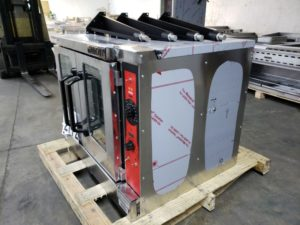 2772 Vulcan VC5GD Convection Oven (8)