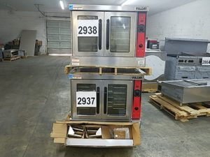 2937-2938 Vulcan VC66GD Con Ovens (2)