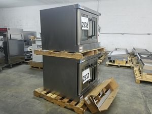 2937-2938 Vulcan VC66GD Con Ovens (4)