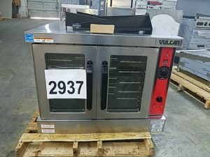 2937 Vulcan VC6GD Convection Oven (2)