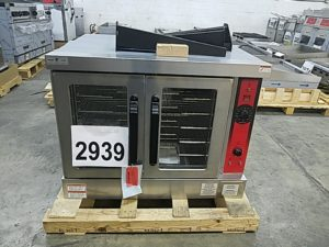 2939 Vulcan VC4ED Convection Oven (2)