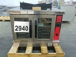 2940 Vulcan VC4ED Convection Oven (2)2940 Vulcan VC4ED Convection Oven (2)