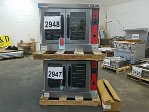 2947-2948 Vulcan VC66GD Convection Ovens (3)
