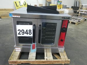 2948 Vulcan VC6GD Convection Oven (2)
