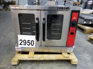2950 Vulcan VC5GD Convection Oven (2)