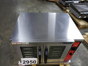 2950 Vulcan VC5GD Convection Oven (9)