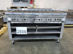 2896 Vulcan VCCB60 Wood Assist Charbroiler (1)