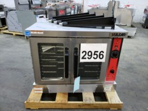 2956 Vulcan VC4GD Convection Oven (2)