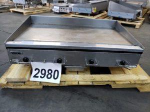 2980 Vulcan RRE48E-1 Griddle (2)