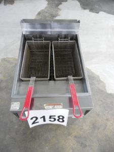 2158 Vulcan 1ER85A-1 Fryer (5)