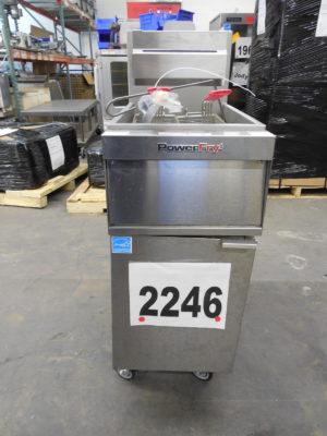 2246 Vulcan 1TR45A-1 Fryer (1)