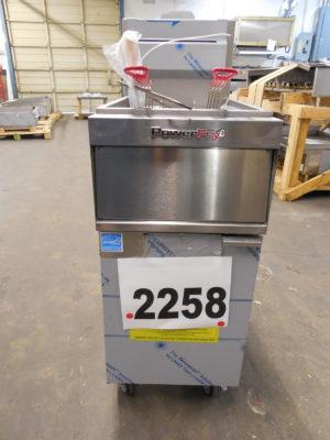 2258 Vulcan 1TR45A-1 Fryer (6)