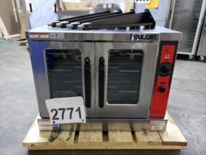 2771 Vulcan VC5GD Convection Oven (2)