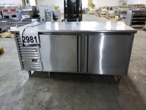 2981 Traulsen UC2LT Freezer (2)