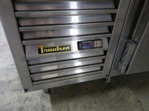 2981 Traulsen UC2LT Freezer