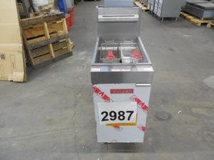 2987 Vulcan LG300 fryer (7)