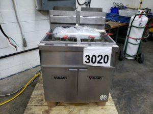 3020 Vulcan 2GR45AF-1 Fryer (2)