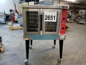2651 Vulcan VC6GD Convection Oven (2)