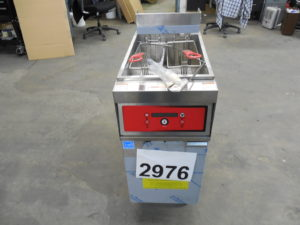 2976 Vulcan 1ER50D fryer (4)