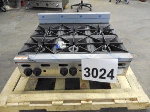 3024 Vulcan VHP636 Hot plate (2)