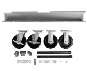 Convection Oven stack kit gas