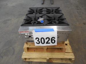 3026 Vulcan VCRH24-1 Hot Plate (5)