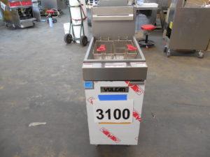 3100 Vulcan 1VEG35M-1 Fryer (1)
