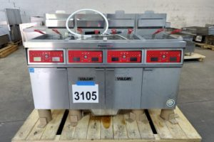 3105 Vulcan 4TR45CF-1 Fryer (4)