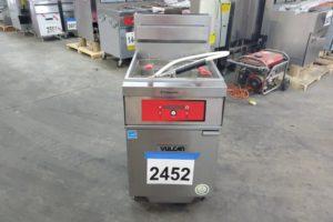 2452 Vulcan 1VK65DF-1 Fryer (2)