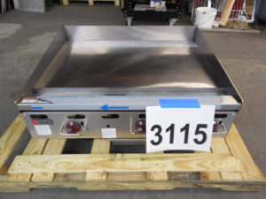 3115 Wolf AGM36 Griddle (6)