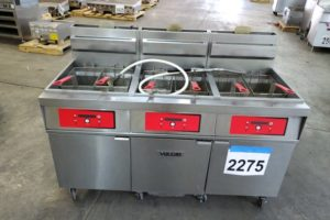 2275 Vulcan 3VK65DF Fryer (3)