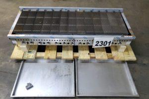 2301 Vulcan VCCB72 Charbroiler (2)
