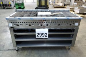 2992 Vulcan VCCB60-smoker base