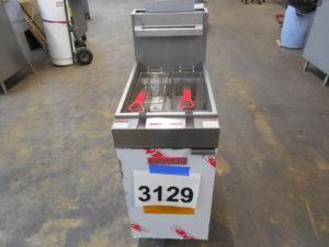 3129.05 Vulcan LG300 Fryer (5)
