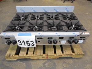 3153 Vulcan VHP848-1 hot plate (4)