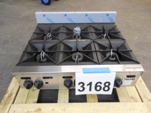 3168 Vulcan VHP636-1 hot plate (6)