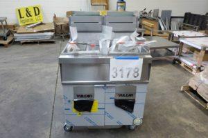 3178 Vulcan 2GR45M Fryer (1)