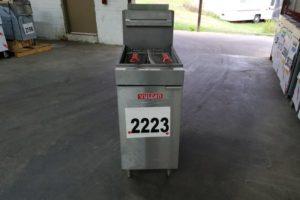 2223 Vulcan LG400-NAT Fryer (1)
