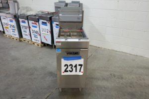 2317 Vulcan LG400-NAT Fryer (8)