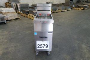 2579 Vulcan 1TR45AF-2 Fryer (2)