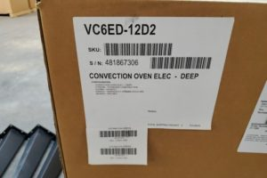 3192 Vulcan VC6ED-240V Convection Oven (1)