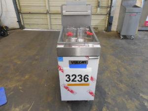 3236 Vulcan 1VEG35M-1 Fryer (1)